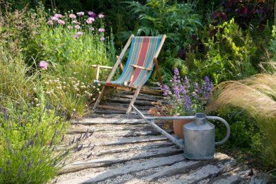 Summer garden to get growing