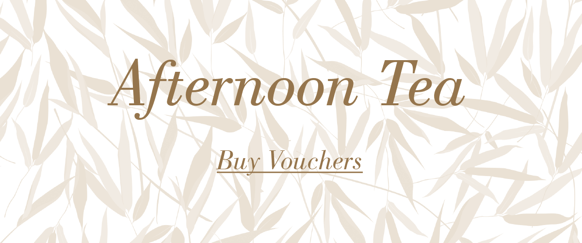 Afternoon Tea vouchers make great presents