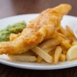 Fish And Chips At Perrywood