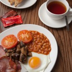 Full English Breakfast at Perrywood