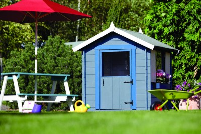 New Ronseal Paint Collection Brighten Up Your Garden