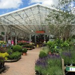The garden centre as it looks now in 2014