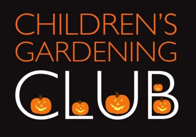 Children's Half-Term Halloween Gardening Club
