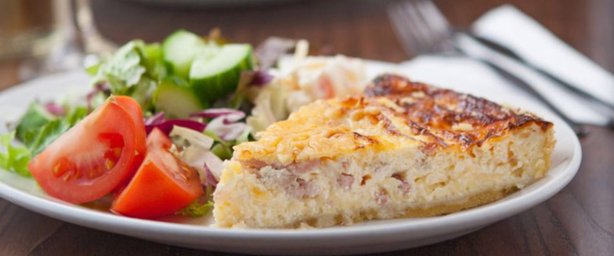 Delicious home cooked food from our award-winning Coffee Shop