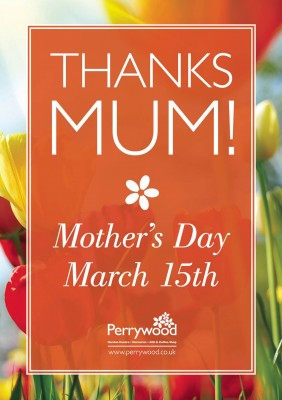 Mother's Day at Perrywood