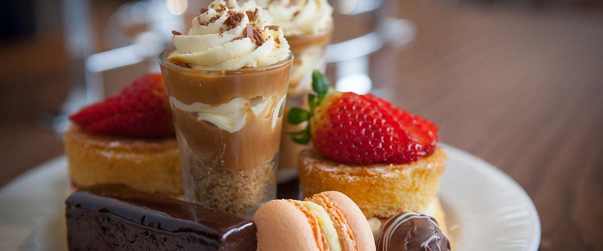 Book now for a sumptuous Afternoon Tea!