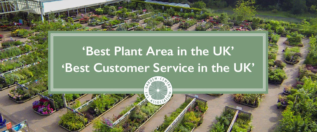 Tiptree - The UK's Best Plant Area (destination garden centre category)