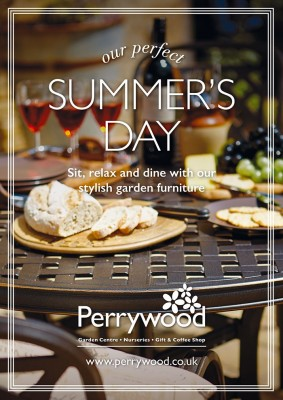 Perrywood Summer Days garden furniture