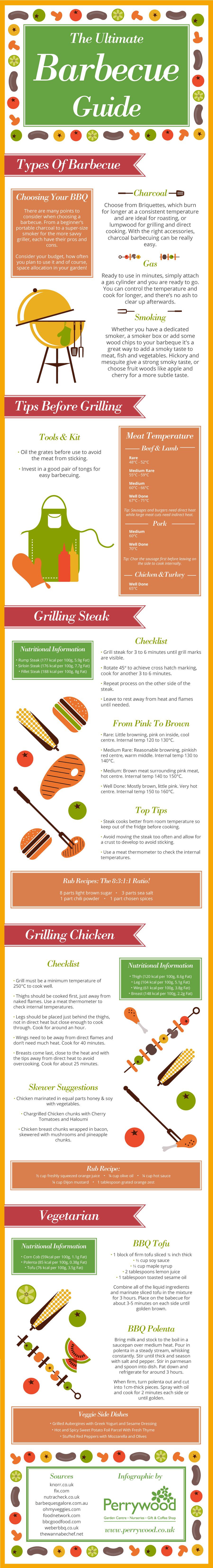 bbq guide infographic